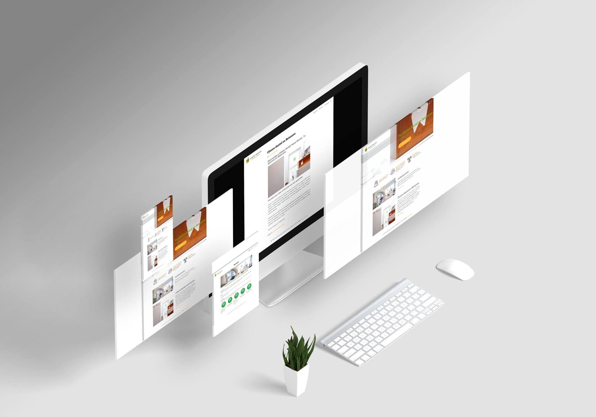 Diseño web en betanzos